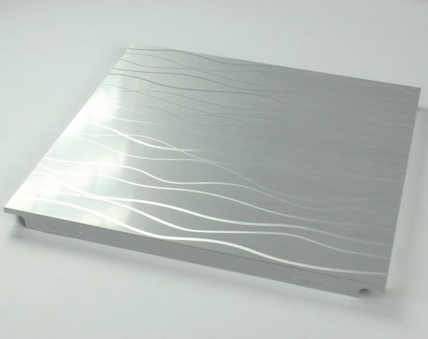Кассета, арт.105, алюминиевого подвесного потолка
