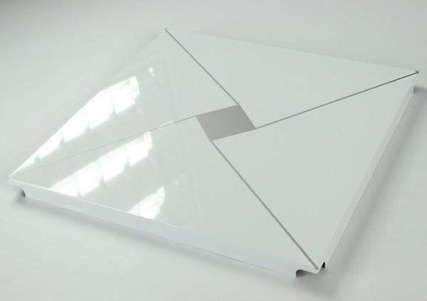 Кассета, арт.302, алюминиевого подвесного потолка