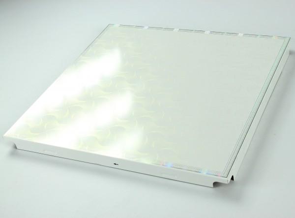 Кассета подвесного алюминиевого потолка,300х300, арт.304
