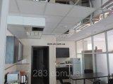Фото  5 Кассетные потолочные плиты серые RAL 9006, ZN Объемная 2298495