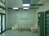Фото  2 Кассетные потолочные плиты серые RAL 9006, ZN Плоская 2298492
