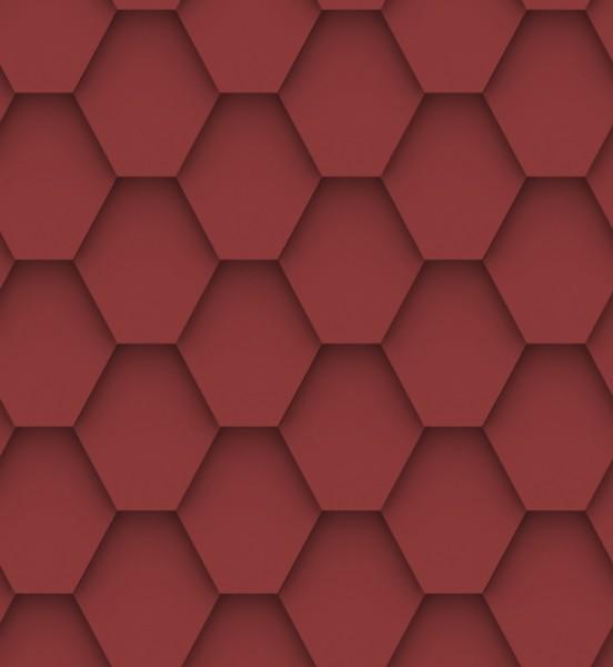 Katepal Classic KL Красный Финская битумная черепица