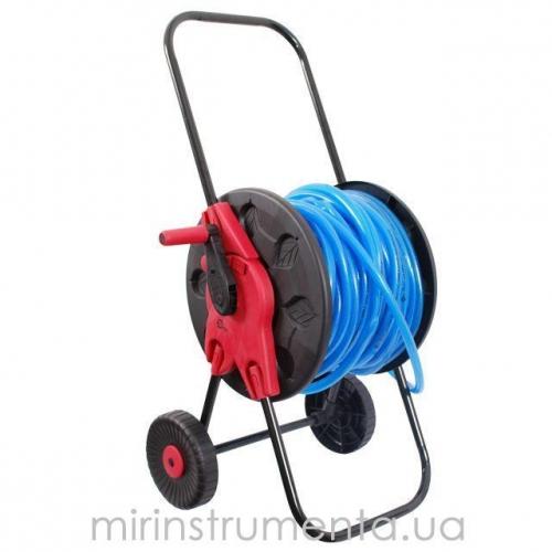 Катушка на колесах для шланга INTERTOOL GE-3001
