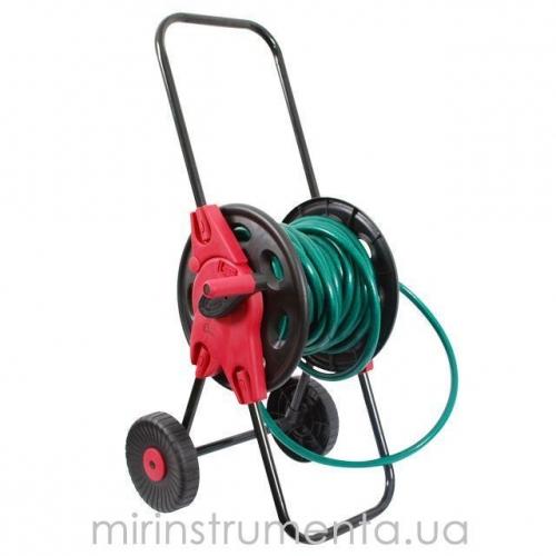 Катушка на колесах для шланга INTERTOOL GE-3003