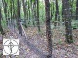 Фото  1 Сетка Узелфикс 2,44м из высокоуглеродистой проволоки дм.2,5мм. Прочнее, чем сетка Рабица 2248763
