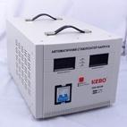 KEBO IDR-10000VA, стабилизатор напряжения сервоприводный