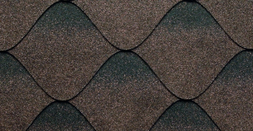 Kerabit Волна коричнево-черная