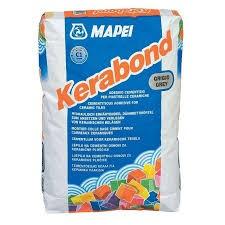 KERABOND - цементно-полімерний клей для керамічної плитки і мозаїки