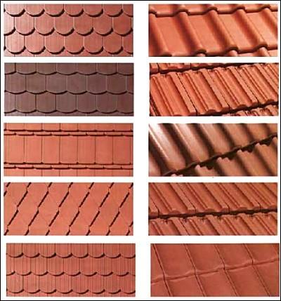 Керамическая плитка Braas ( Германия)это оптимальный комплекс элементов для кровли Вашего дома.
