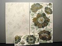 """Керамическая плитка для стен """"Фиори"""", 23/40см, цвет зеленый"""