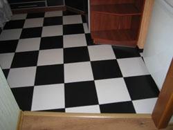 Керамическая плитка. Укладка