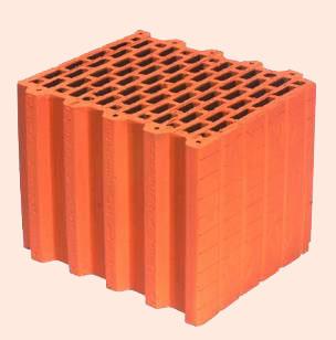 Керамические блоки porotherm 30 P+W, 300x248x238 мм