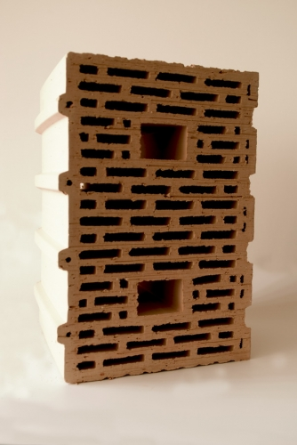 Керамические поризованные блоки КЕРАТЕРМ