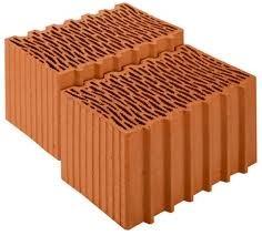 Керамические пустотелые блоки