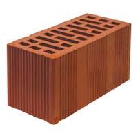 Керамический блок 2НФ производства СБК. Опт и розница. Доставка и выгрузка