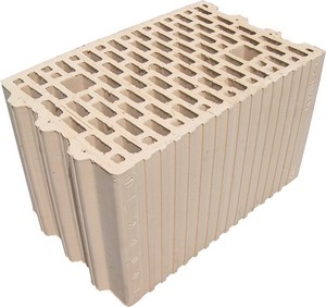 Керамический блок КЕРАТЕРМ 25
