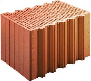 Керамический блок КЕРАТЕРМ 38 - 380х248х238. Пакет, доставка, выгрузка.