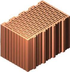 Керамический блок Кератерм