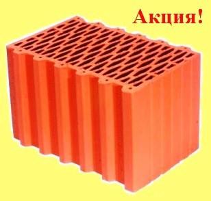 Керамический блок Porotherm 38 P W
