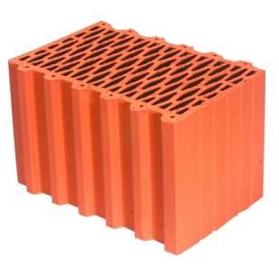 Керамический блок теплосберегающий Porotherm-38 p w