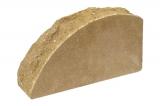 Керамический Кирпич лицевой ЛИТОС шоколад, бордо стандартный полнотелый