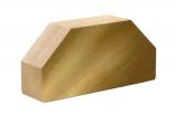Керамический Кирпич лицевой ЛИТОС желтый стандартный толнотелый