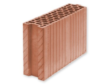 """Керамічні блоки ТМ""""LEIER"""" від Польского виробника Leier. Стіновий блок TH 11,5 P W"""