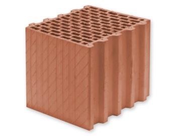 """Керамічні блоки ТМ""""LEIER"""" від Польского виробника Leier. Стіновий блок TH 30 P W (300х238х250)"""
