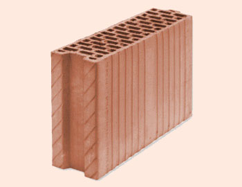 Керамоблоки Leire, 375 х 115 х 238 мм