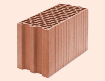 Керамоблоки Leire, 375 х 188 х 238 мм