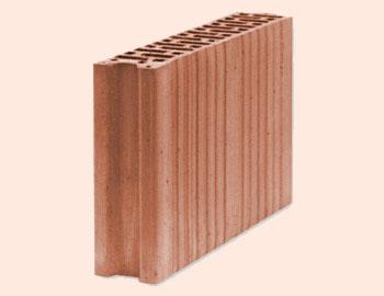 Керамоблоки Leire, 375 х 80 х 238 мм