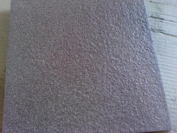 Керамогранит Гресс - KGR08 (рельефный, тём. коричневый)