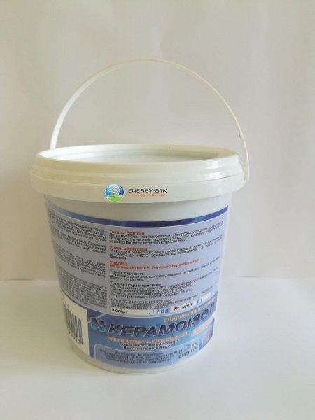 Фото 1 Керамоизол, Теплоизоляционная краска 10л 1080 грн 155186