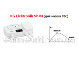 Фото  1 KG Elektronik Терморегулятор SP -04 для управления циркуляционным насосом ГВС 2024617