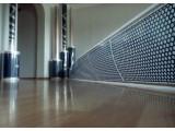 Теплый пол от солнечных батарей. Быстрый монтаж, высокое качество. Инфракрасная пленка 12V (ширина 30 см)