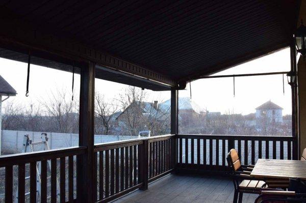 Фото 8 Сезонные мягкие окна ПВХ для беседок, для веранды, террасы 340945