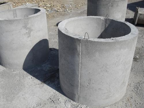 Кільця бетонні для криниці 1 м