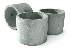 Кільця залізобетонні (діаметр-0,8м. , висота 1м. )