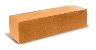 Кипич облицовочный узкий КРАСНЫЙ(гладкий, колотый)Литос; 250х60х65,672 в пачке