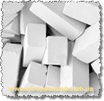 Кирпич белый полуторный силикатный Куряжский кл.704шт(автоклавная клетка) навалом