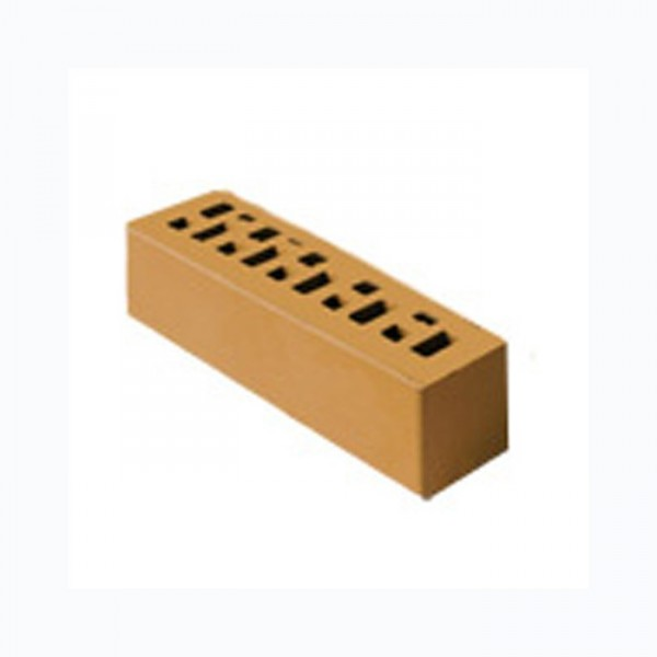 Кирпич брусок керамический облицовочный ЕВРОТОН ПЕРСИК 250х65х65,840шт/подд он