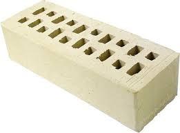 Кирпич брусок керамический облицовочный ЕВРОТОН ТОСКАНА(белый) 250х65х65,840шт/подд он