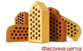Кирпич фасонный керамический ЕВРОТОН 250х120х65,840шт/под дон