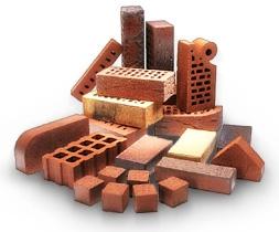 Кирпич керамический лицевой для облицовки домов, каминов и интерьерных работ. Декоративный кирпич.