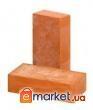 Кирпич керамический забутовочный, общестроительный м100-м125 производства Полтавская-обл оптом и врозницу с доставкой