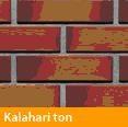 Кирпич клинкерный Kalahari ton