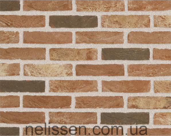 Кирпич клинкерный ручной формовки Nelissen Steenfabrieken(Бельг ия). Модель: Neo-barock