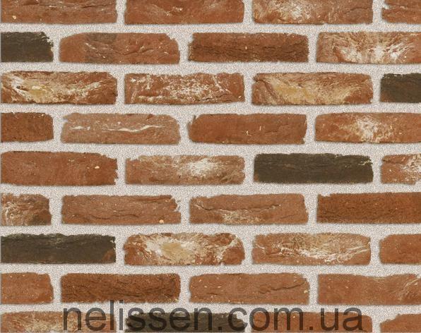 Кирпич клинкерный ручной формовки Nelissen(Бельгия). Модель:Old-Gotic