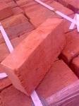 Кирпич общестроительный керамический полнотелый М100 Кобыляки