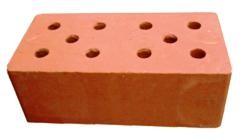 Кирпич рядовой, керамический, одинарный, полнотелый, 260х120х65, М-125, F-25. г. Валки.